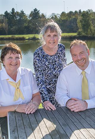 The Bereavement Centre Team